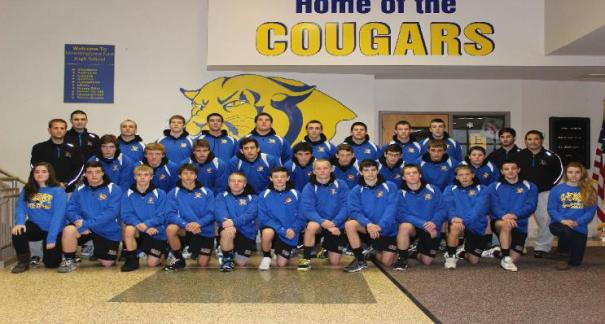 Downingtown East Wrestling Team 2013-2014