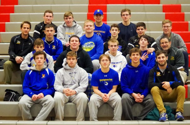 Downingtown East Wrestling